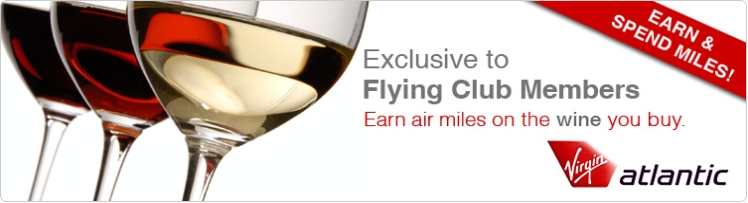 3,000 Virgin Flying Club miles with your first order from Virgin ...